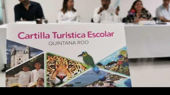 Lanzan Cartilla Turística Escolar, la primera en su tipo en México
