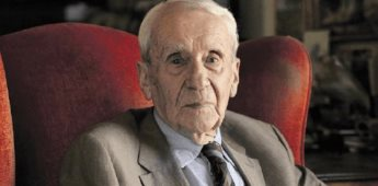 Fallece Christopher Tolkien; El hijo del creador de El señor de los anillos
