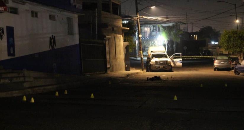 Ejecutan a hombre de 30 años con múltiples disparos en la colonia Ciudad Jardín