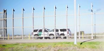 Permite la patrulla fronteriza que planten de nuevo el Jardín Binacional