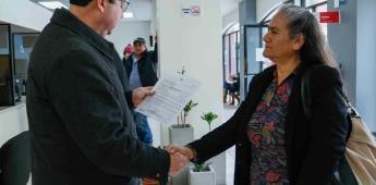 Gobierno Municipal entrega primer permiso provisional para giro comercial