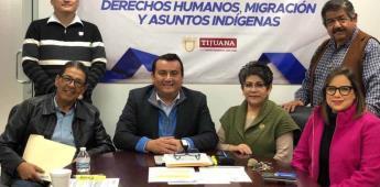 Instalan comisión de Derechos Humanos, Migración y Asuntos Indígenas