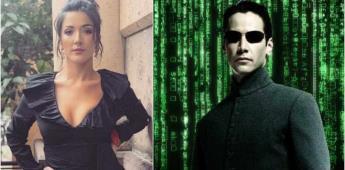 La mexicana Eréndira Ibarra se suma al elenco de Matrix 4