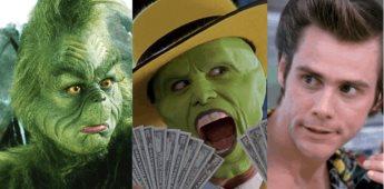 Jim Carrey y sus inolvidables personajes