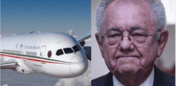 Hay otras opciones antes de rifar avión presidencial: Jiménez Espriú
