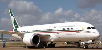 Impuestos que deberás pagar si ganas el avión presidencial