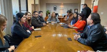 Trabajará el Gobierno Municipal en conjunto con la asociación marina trinitaria