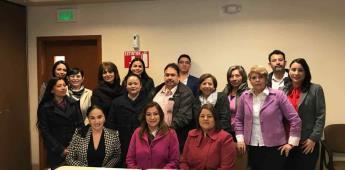 Participa Gobierno en 1ª  sesión del grupo estatal para la prevención del embarazo en adolescentes
