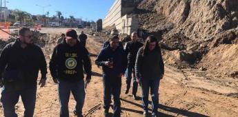 Buscan garantizar seguridad vial a residentes del fraccionamiento Colinas de California