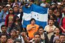 Hondureños harán huelga de hambre si México no les permite el paso