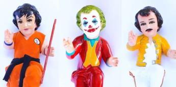 Customizan niños Dios de Joker, Thundercats y Gokú