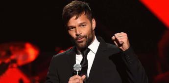Ricky Martin lanza tema e inspirador video Tiburones