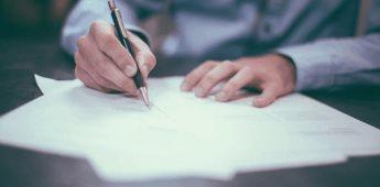 Guía para redactar correctamente una carta de poder