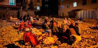 Terremoto de 6,5 grados deja al menos 4 muertos en el este de Turquía