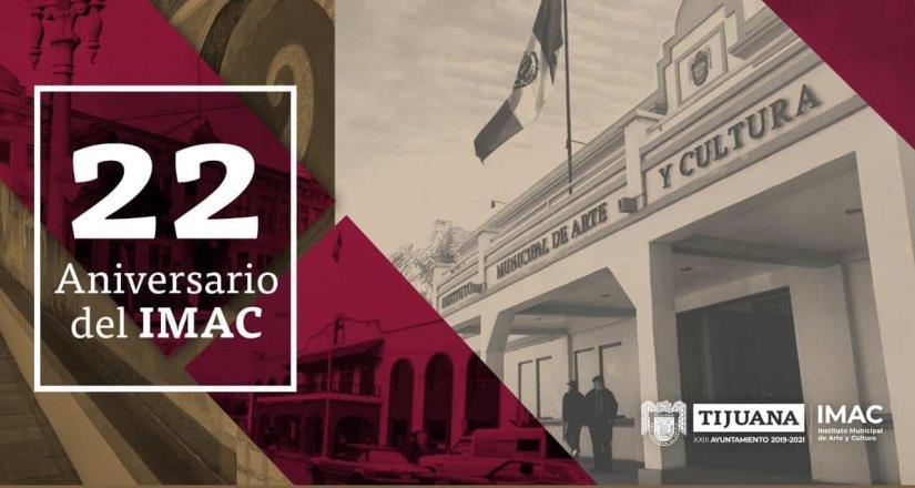 Invita IMAC a su programa especial de aniversario