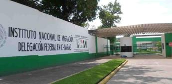 ONU y CNDH recorrerán estación migratoria en Chiapas