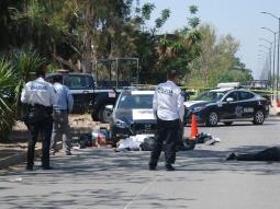 Caen 29 integrantes de un grupo criminal en Guanajuato
