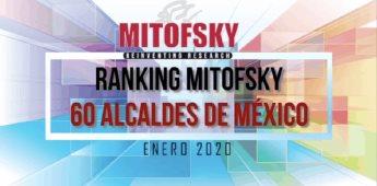 Los alcaldes de #MEXICO mejor aprobados