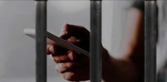 Encuentro Social pide confiscación de celulares en cárceles