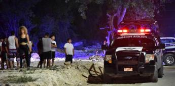 Asesinan a 6 personas en distintas zonas de Cancún