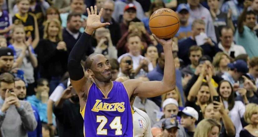 Kobe Bryant muere en accidente de helicóptero a los 41 años de edad