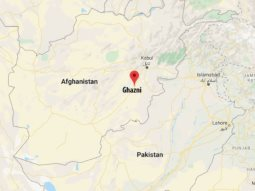 Avión de la Fuerza Aérea de EU se estrella en Afganistán