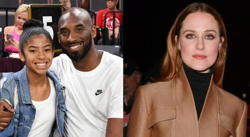 Evan Rachel Wood cierra su cuenta de twitter tras decir que  Kobe Bryant era un violador