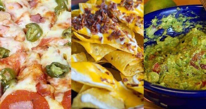 Conoce los alimentos que más se consumen durante el Super Bowl