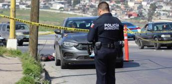 Atropellan a hombre en situación de calle en el Terán Terán