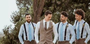 Ya puedes elegir tu traje de novio online en Hockerty