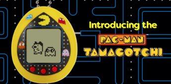 Por sus 40 años, Pac-Man tendrá versión Tamagochi
