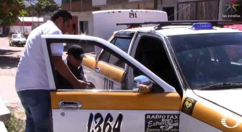 Taxis ofrecen servicio gratis para niños discapacitados y enfermos