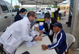 Médicos colegiados preparados para atender posibles casos de coronavirus