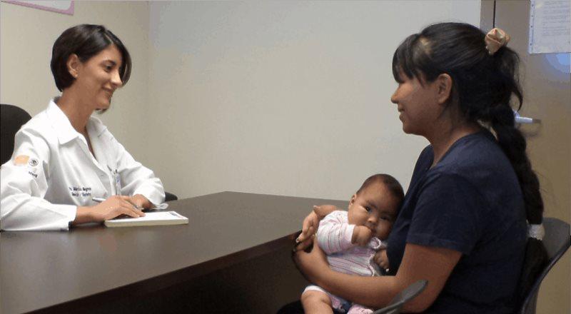Recomienda Secretaría de Salud detectar oportunamente la anemia en infantes
