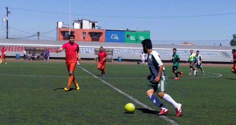 Celebran fecha 11 en Liga Reforma