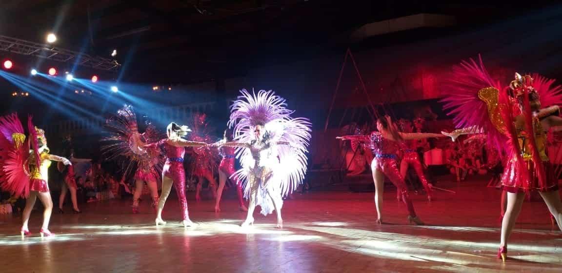 Baile de las Cigüeñas Fantasía Carnaval 2020