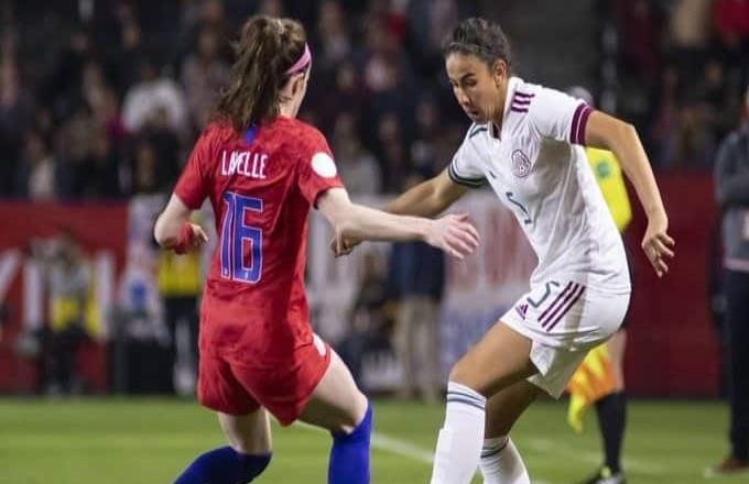 México femenil pierde y se queda sin Juegos Olímpicos