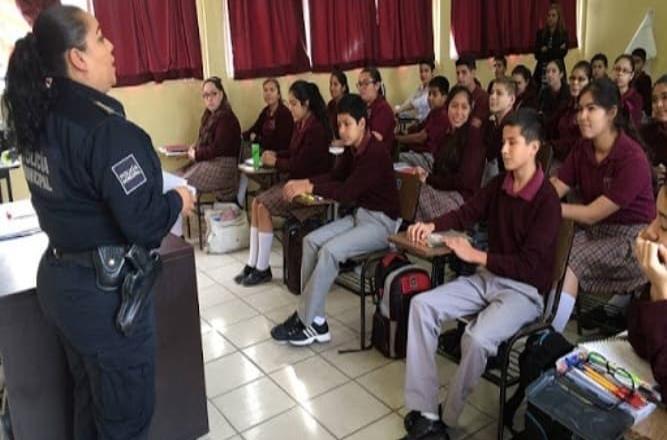 Operativo Mochila, busca prevenir actos delictivos y consumo de drogas