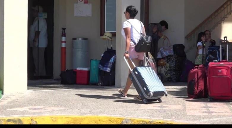 En Tecate, pérdidas económicas para comerciantes y pequeños empresarios