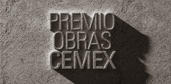 CEMEX lanza convocatoria para el premio Obras CEMEX 2020