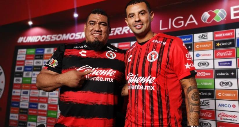 ¡Edwin Cardona prefirió Xolos, que a Boca Junios!