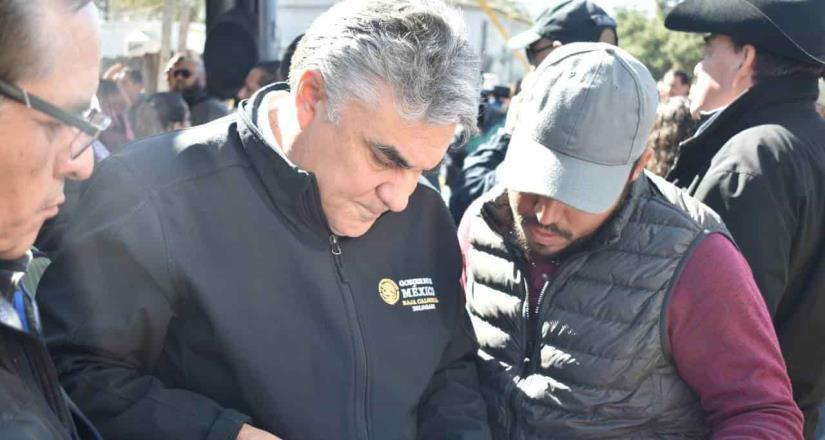 Respalda acciones sociales del gobernador en Tecate y Ensenada: Alejandro Ruiz Uribe