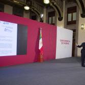 Conferencia de Prensa Matutina con el Presidente Andrés Manuel López Obrador