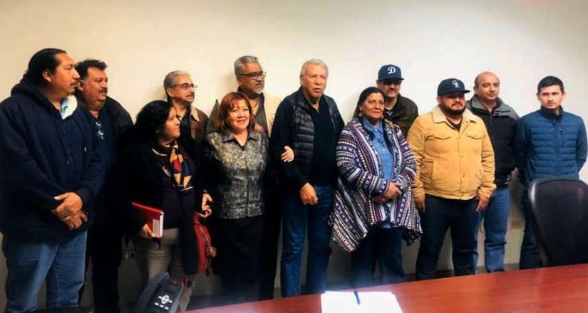 Apoya Secretaría del Campo a comunidades indígenas de Baja California