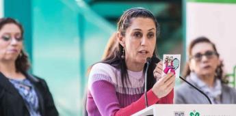 Sheinbaum pide sanciones por filtración en caso de Ingrid Escamilla