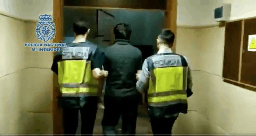 Difunden video de la detención de Emilio Lozoya