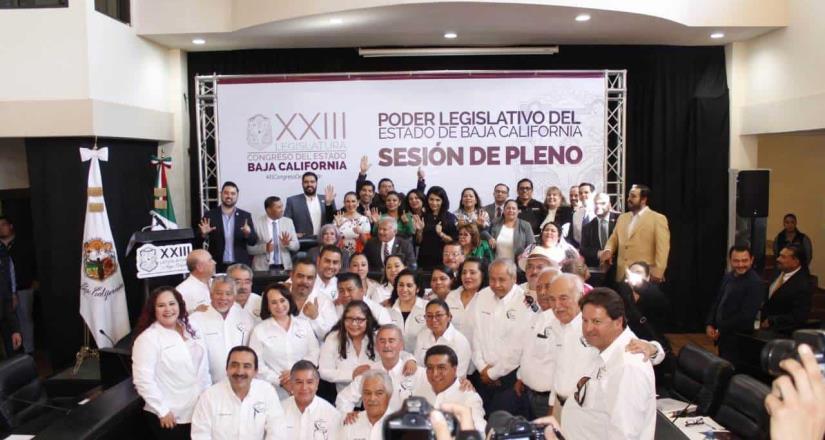 Aprueba el Congreso de Baja California la creación del municipio de San Quintín