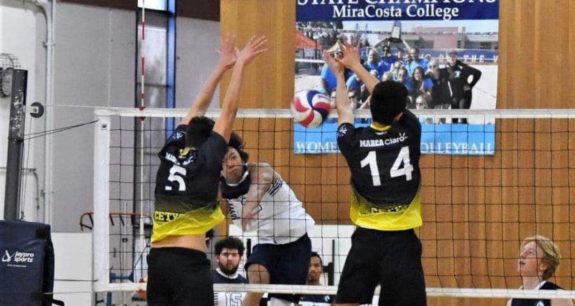 Reaparece voleibol de Cetys en campeonato universitario