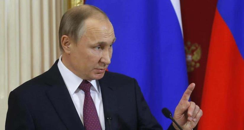 Mientras yo sea presidente, no habrá matrimonio homosexual en Rusia : Putin