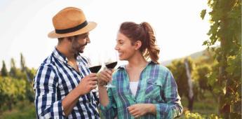 Estados con viñedos que puedes visitar este 14 de febrero con tu pareja